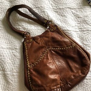 Lucky 100% leather bag